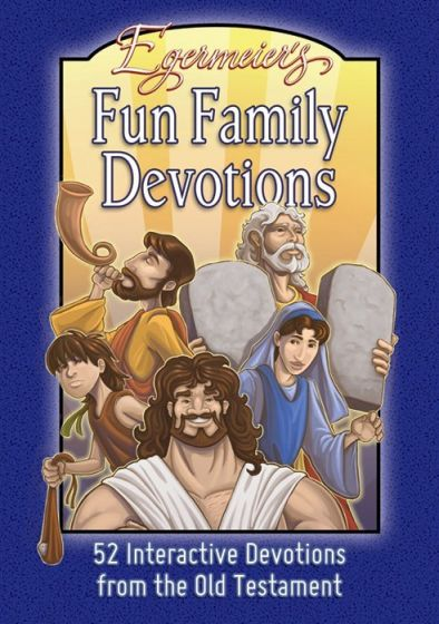 Fun Family Devotions Interior
