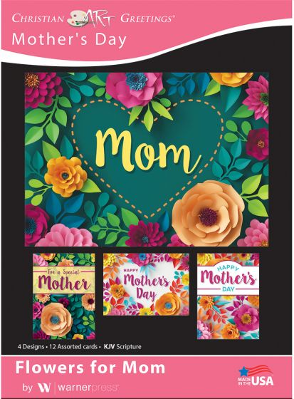 Boxed Card Mother S Day Warner Press