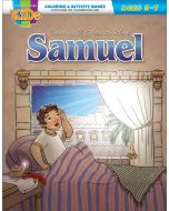 Samuel - Coloring and Activity Book for kids ages 5-7