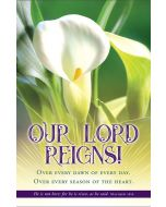 Easter Bulletin - Our Lord Reigns!