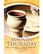 Bulletin | Maundy Thursday |