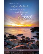 General Worship Bulletin - There is none holy as the Lord...