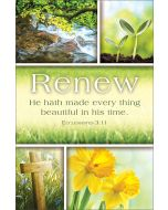 General/Spring Bulletin - He hath made every thing beautiful
