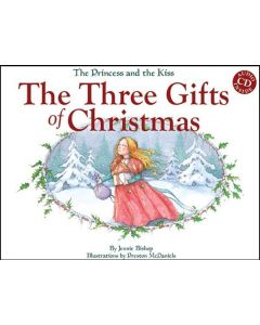 The Three Gifts of Christmas wAudio CD