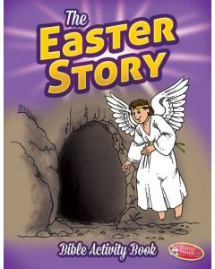 Activity Book - (6-10) The Easter Story