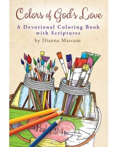 Devotional Coloring - Colors of God's Love