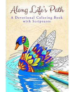 Devotional Coloring - Along Life's Path