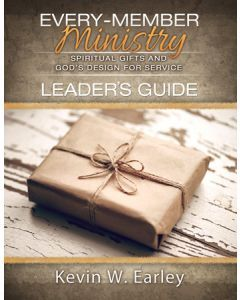 Every-Member Ministry Leader's Guide