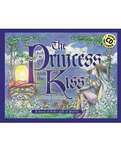 Princess & the Kiss  w/Audio CD