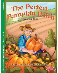 Coloring & Activity Book - The Perfect Pumpkin Patch