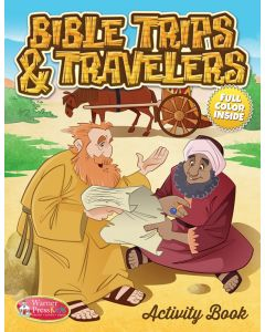 Coloring Activity Book - , Bible Trips & Travelers