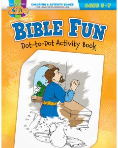 Coloring Activity Books | General | Bible Fun Dot-to-Dot (5-7)
