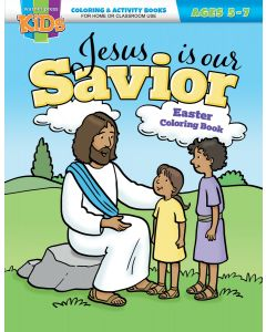 Coloring Book   Easter 5-7