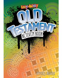 itty-bitty Activity Book - Old Testament