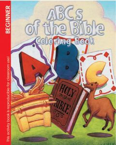 Coloring & Activity Book - ABC's of the Bible