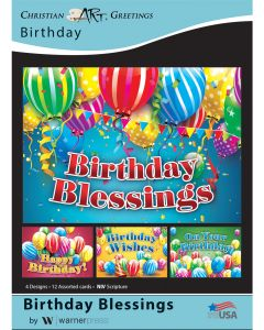 Boxed Card | Birthday