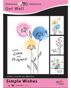 Boxed Card | Get Well