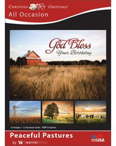 Boxed Greeting Cards - All Occasion, Peaceful Pastures