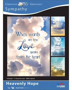 Boxed Greeting Cards - Sympathy, Heavenly Hope