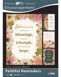 Boxed Card | Encouragement