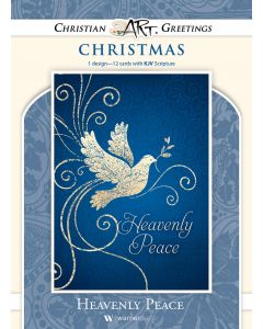 Boxed Cards | Christmas | Heavenly Peace
