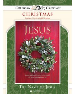 Boxed Cards | Christmas | The Name of Jesus