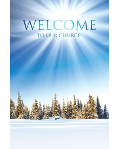 Welcome Folder / Welcome to Our Church