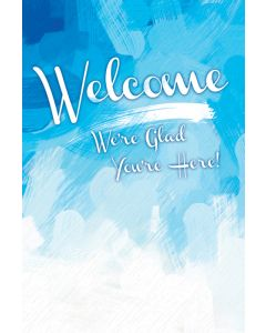 Welcome Folder - Welcome, We're Glad You're Here!