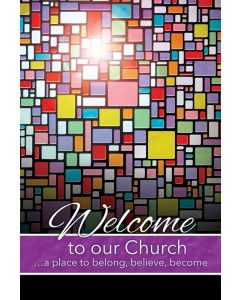 Welcome Folder - Welcome to our Church
