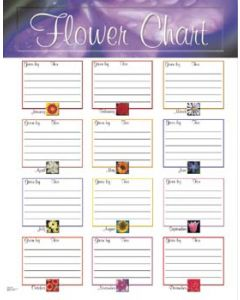 Flower Chart / Giving with Love