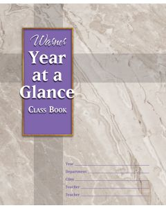 Year-at-a-Glance Class Book