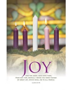 Advent Bulletin - Joy