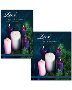 Bulletin | Advent | Lord (multiple size options)