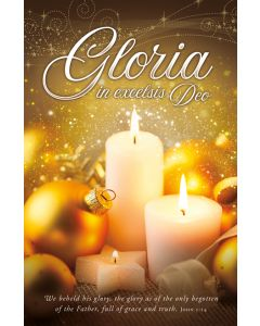 Bulletin | Christmas | Gloria in excelsis Deo