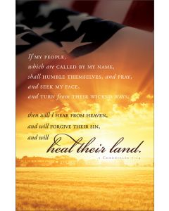 Patriotic Bulletin - If my people, which are called by my name…