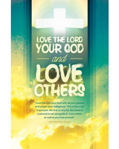 General Worship Bulletin - Love God and  Others