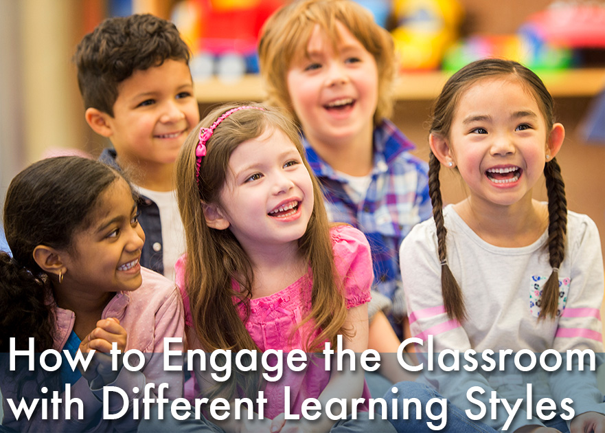 How to Use Learning Styles to be a better Sunday School Teacher