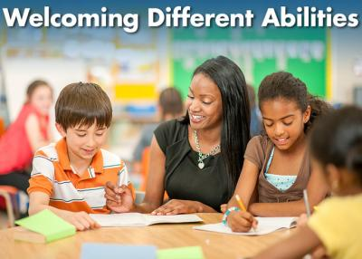 Welcoming Different Abilities