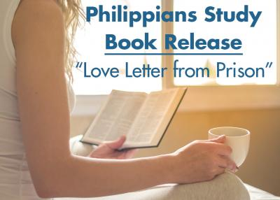 Crazy, or Crazy Joy? New Book: Love Letter from Prison