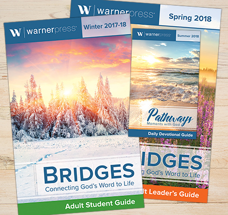 Bridges Adult Curriculum Covers
