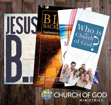Church of God Books