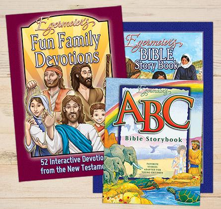 Egermeier's Bible Stories