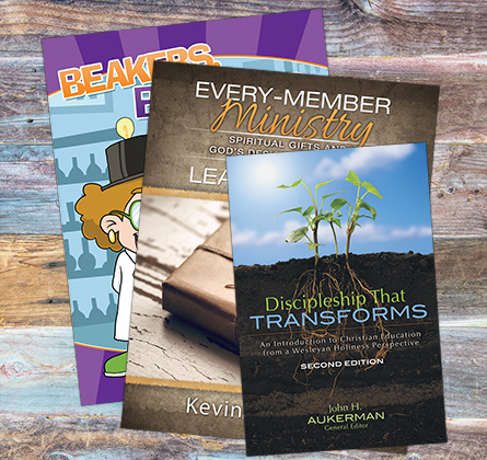Leadership church ministry books