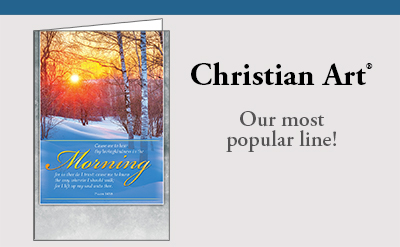 Christian Art Our most popular line