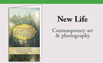 New Life Bulletins Contemporary Art and photography
