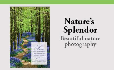 Nature's Splendor Bulletin Subscription features beautiful nature photography