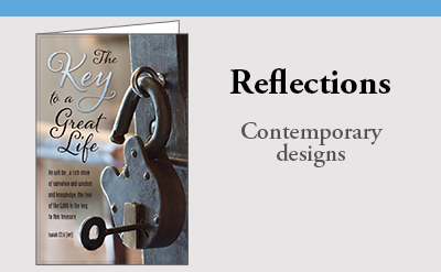 Reflections Bulletin Subscription have a contemporary style