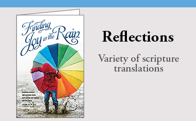 Reflections Bulletin Subscription use a variety of translations